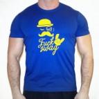 Fuck Swag - Pánské triko
