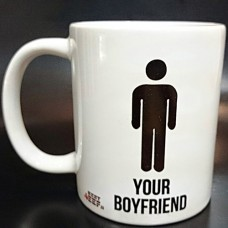 Hrnek Your boyfriend - My boyfriend