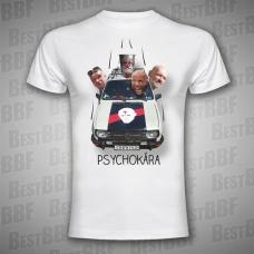 Aleš Bejr - Bílé triko - Psychokára