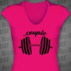 Fitness couple (2/2 - triko pro páry)