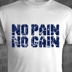 No Pain - No Gain - Popraskané