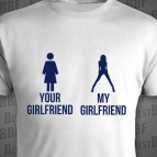 Your Girlfriend - My Girlfriend - Bikini