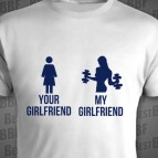Your Girlfriend - My Girlfriend - S činkami