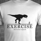 EXERCISE - motivation required (T-Rex)