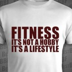 FITNESS - It´s not a hobby