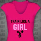 Train like a girl