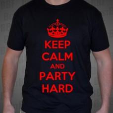 Keep Calm and.... - Pánské triko