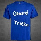 Úžasný Tričko - Pánské triko