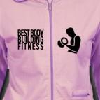 Best Bodybuilding and Fitness - Dámská mikina