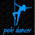 Pole Dancer - Dámské triko