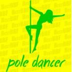 Pole Dancer - Dámské tílko