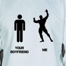 Your Boyfriend Me - Mikina klasik