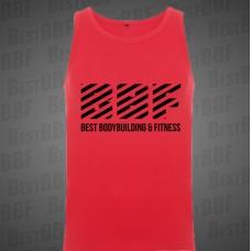 BBF - Best Bodybuilding and Fitness-Pánské tílko