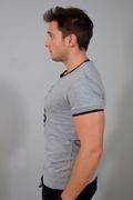 Pánské tričko dvoubarevné 2