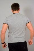 Pánské tričko dvoubarevné 3