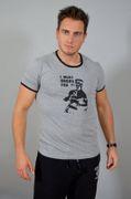 Pánské tričko dvoubarevné 4